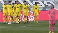Real Madrid 0-1 Cadiz: Hàng công bế tắc, Real thua sốc tân binh trên sân nhà