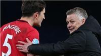 MU: Maguire van xin Solskjaer cho ra sân ở trận gặp Newcastle