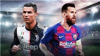 Kết quả bốc thăm cúp C1: CĐV háo hức xem Messi đối đầu Ronaldo. Fan MU khóc ròng