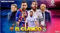 Soi kèo nhà cái Barcelona vs Real Madrid. Vòng 7 La Liga. Trực tiếp BĐTV