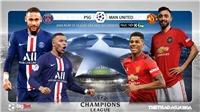 Soi kèo nhà cái PSG vs MU. Vòng bảng Cúp C1 Châu Âu. Trực tiếp K+PM