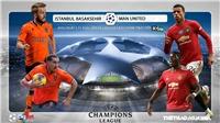Soi kèo nhà cáiIstanbul Basaksehir vs MU. Vòng bảng Champions League. Trực tiếp K+ PM