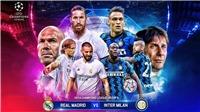 Soi kèo nhà cái Real Madrid vs Inter Milan. Vòng bảng Champions League. Trực tiếp K+ PM