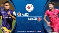 Soi kèo nhà cái Hà Nội vs Sài Gòn. Trực tiếp bóng đá Việt Nam 2020