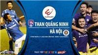 Soi kèo nhà cái Than Quảng Ninh vs Hà Nội . Bóng đá Việt 2020. Trực tiếp VTV