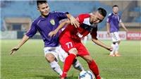 Trực tiếp bóng đá. Quảng Ninh vs Hà Nội. VTV6 trực tiếp bóng đá Việt Nam