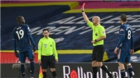"""Arteta mắng Pepe: """"Chiếc thẻ đỏ đấy thật khó chấp nhận được. Pepe đã ném đi tất cả"""""""