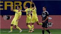Villarreal 1–1 Real Madrid: Courtois hóa tội đồ, Real đánh rơi 2 điểm trước Villarreal