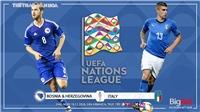 Soi kèo nhà cái Bosnia vs Italy. Vòng bảng UEFA Nations League