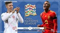 Soi kèo nhà cái Thuỵ Sĩ vs Tây Ban Nha. Vòng bảng UEFA Nations League. Trực tiếp K+ PC