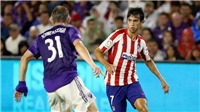 Atletico vs Barca: Felix đang làm lu mờ Griezmann