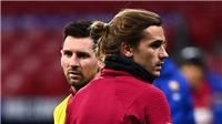 Bóng đá hôm nay 24/11: Griezmann nói về lùm xùm với Messi.Rashford xin lời khuyên của Sir Alex