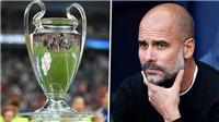 Ở lại Man City, Guardiola tiếp tục nhận nhiệm vụ phải vô địch cúp C1