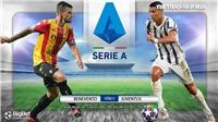 Soi kèo nhà cáiBenevento vs Juventus. Vòng 9 Serie A