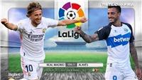 Soi kèo nhà cáiReal Madrid vs Alaves. Vòng 11 La Liga. Trực tiếp BĐTV
