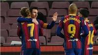 Barcelona 1-0 Levante: Messi sắm vai người hùng, Barca thắng sát nút
