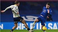 Chelsea 1-1 Aston Villa: Tranh cãi kịch liệt quanh bàn gỡ hòa của El Ghazi