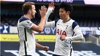 Tottenham 3-0 Leeds: Cặp Kane-Son tỏa sáng, Spurs đón năm mới bằng 3 điểm