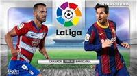 Soi kèo nhà cáiGranada vs Barcelona. Vòng 18 La Liga Tây Ban Nha