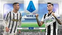 Soi kèo nhà cáiJuventus vs Udinese. Trực tiếp bóng đá Italia vòng 15