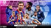 Soi kèo nhà cáiBarcelona vs Bilbao. BĐTV trực tiếp bóng đá Tây Ban Nha La Liga