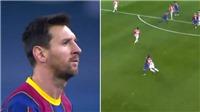 Điều gì dẫn đến chiếc thẻ đỏ đầu tiên của Messi ở Barca?
