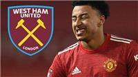 Bóng đá hôm nay 30/1: Lingard chính thức gia nhập West Ham. Liverpool mất Gomez hết mùa