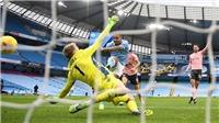 Man City 1–0 Sheffield: 3 điểm trọn vẹn giúp Man City xây chắc ngôi đầu bảng