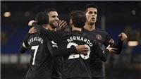 Ancelotti: 'Everton đã bị nhà vô địch mùa này đánh bại'