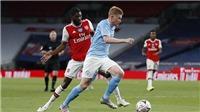 Cập nhật trực tiếp bóng đá Anh hôm nay: Arsenal vs Man City. MU vs Newcastle