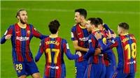 Real Betis 2-3 Barcelona: Ngược dòng kịch tính, Barca đòi lại ngôi nhì bảng
