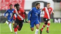 Southampton 1–1 Chelsea: Chơi bế tắc, The Blues mất chuỗi thắng liên tiếp
