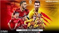 Soi kèo nhà cáiOsasuna vs Barcelona. BĐTV trực tiếp bóng đá Tây Ban Nha