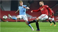 Cập nhật trực tiếp bóng đá Anh: Man City vs MU, Liverpool vs Fulham