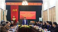 Chủ tịch Hà Nội Nguyễn Đức Chung 'thúc' triển khai dự án sửa chữa điện Kính Thiên