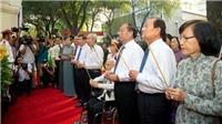 Khánh thành Đài Tưởng niệm 'Biệt động Thành đánh Đài Phát thanh Sài Gòn năm 1968'