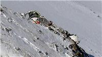 Hình ảnh đầu tiên về xác máy bay Iran gặp nạn
