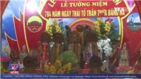 VIDEO khai hội Đền Trần - Thái Bình