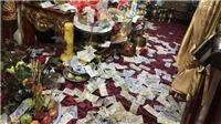 Rải tiền lẻ tại đền Bà Chúa Kho - sự chuyển hướng tín lý?