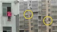 Em bé Trung Quốc lớp 6 nhảy lầu tự tử vì áp lực học hành