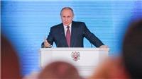 Tổng thống Nga Putin: Tiền thuế của dân Mỹ bị 'cuốn theo chiều gió'