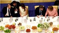 Tổng thống Nga Putin 'khoe' gì với Đệ nhất Phu nhân Mỹ Melania Trump