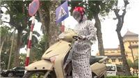 VIDEO: Nỗi ám ảnh người đi đường mang tên 'Ninja Lead'