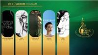 Đề cử Album của năm, giải Âm nhạc Cống hiến lần 13 - 2018: 'Nữ quyền' lên ngôi