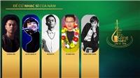 Đề cử Nhạc sĩ của năm, Giải Âm nhạc Cống hiến lần 13 - 2018: Thời của 'người trẻ' lên ngôi
