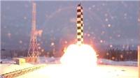 Để đánh chặn siêu tên lửa Sarmat của Nga, Mỹ cần bao nhiêu đầu đạn?