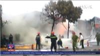 VIDEO: Nguy cơ cháy nổ tại các cây xăng gần khu dân cư