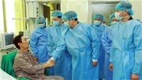 Ca ghép phổi lấy từ người cho chết não đầu tiên ở Việt Nam đã thành công