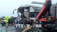 Vụ xe khách đâm xe cứu hỏa trên cao tốc Pháp Vân – Cầu Giẽ: Xử đúng người, đúng tội