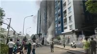 Hà Nội yêu cầu 29 chung cư xử lý xong tồn tại về phòng cháy trước 30/4